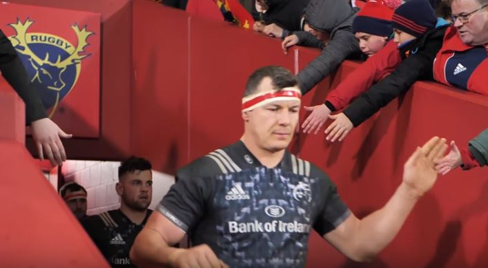 WATCH – Man of the match Robin Copeland on Zebre win