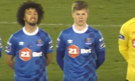 WATCH – Wonder goal from former Limerick FC midfielder Bastien Hery