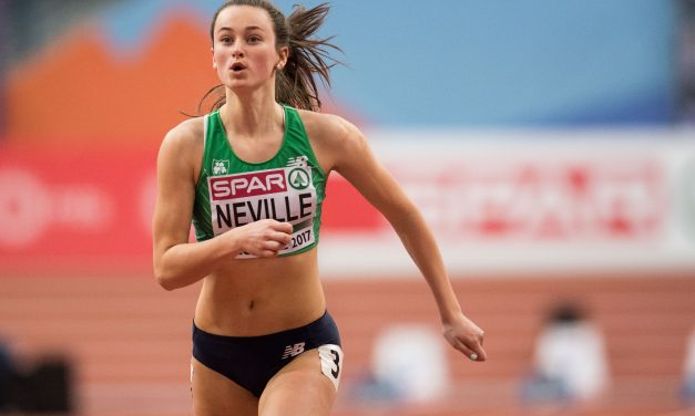 Limerick's Ciara Neville selected for World Indoor Championships