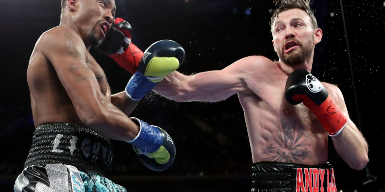 WATCH: Andy Lee announces retirement on Off the Ball