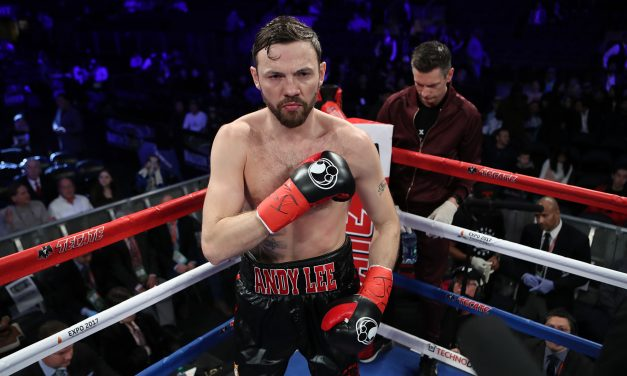 WATCH: Andy Lee's career highlights
