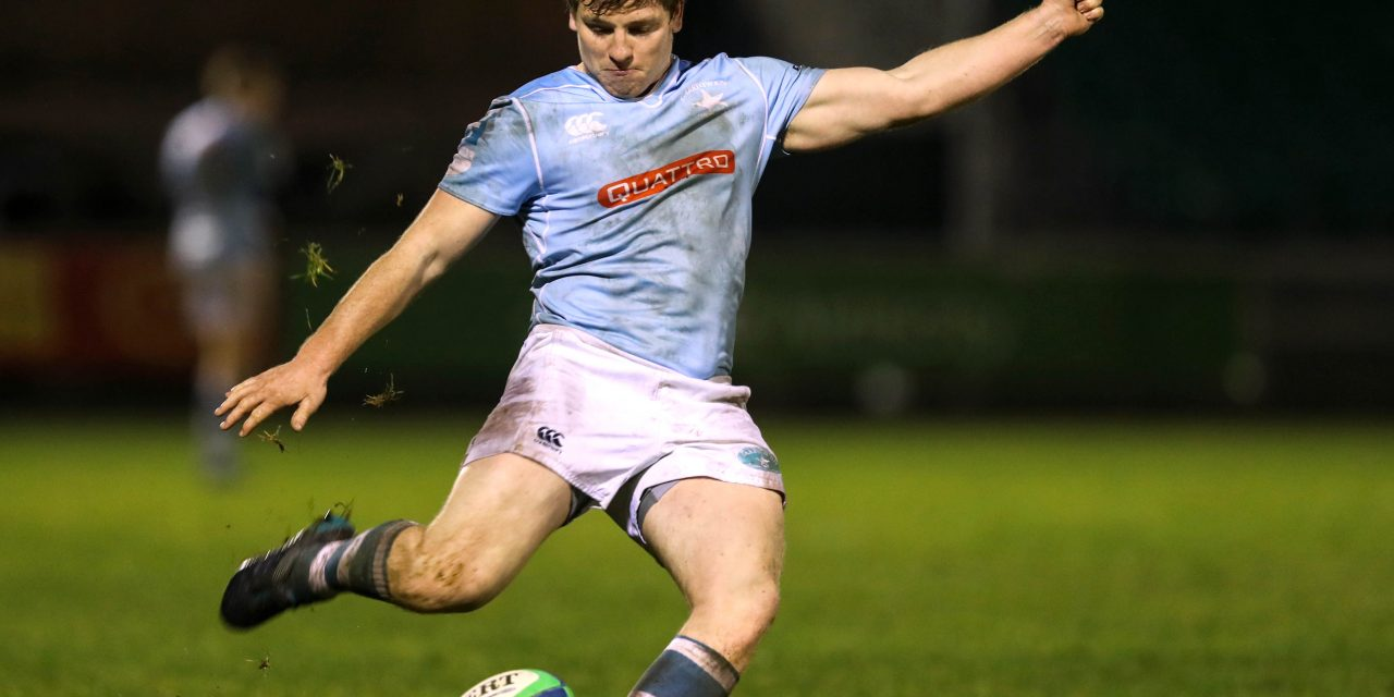 Garryowen move into Division 1A semi-final places with five games remaining