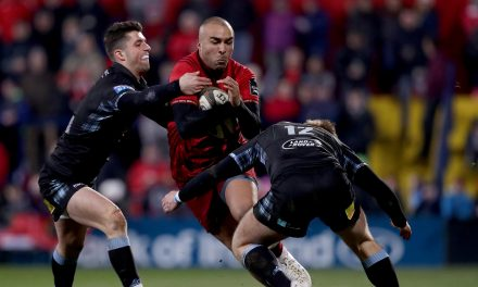 Munster turn in gritty performance to better Glasgow in physical affair.