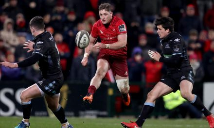 WATCH: Highlights of Munster's bruising Pro14 victory over Glasgow