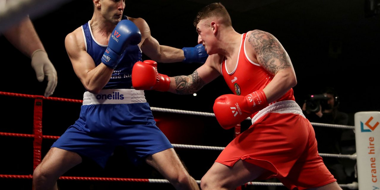Limerick's Kevin Sheehy to represent Ireland