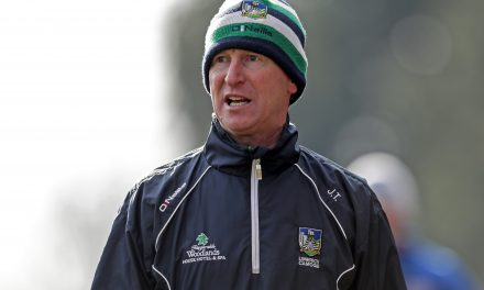 Limerick Camogie Manager John Tuohy Steps Down