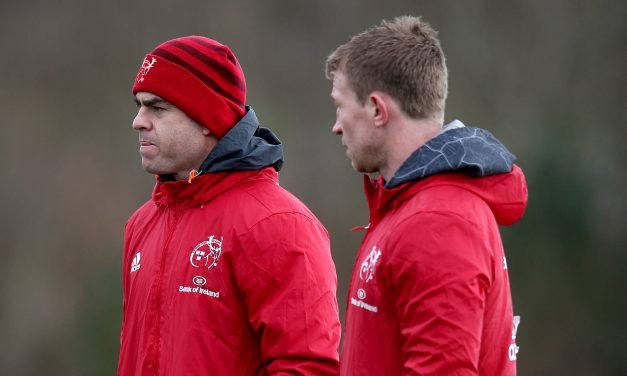 WATCH – Johann van Graan on Munster injury woes and improving on Edinburgh defeat