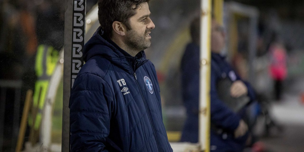 Listen: Limerick FC manager Tommy Barrett delighted with victory over Waterford