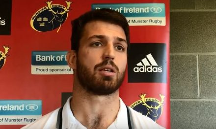 WATCH – Jean Kleyn happy with hard fought win over Glasgow
