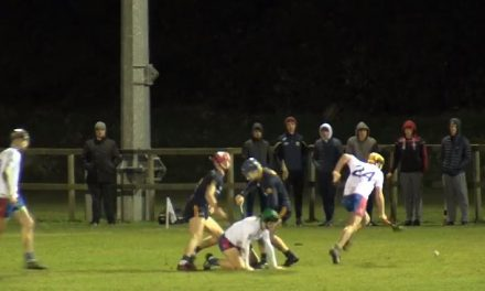 WATCH – Mary I and LIT lose out in tight games in Fitzgibbon Cup