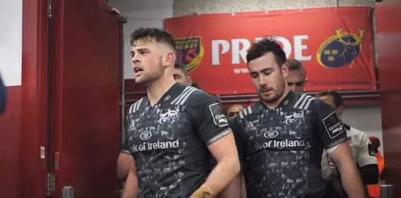 WATCH – Conor Oliver delighted to be back in the thick of things at Munster