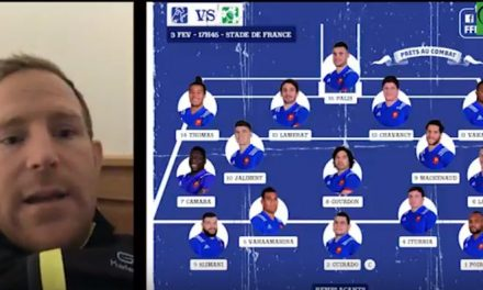 WATCH – Mike Prendergast on French challenge in Six Nations opener