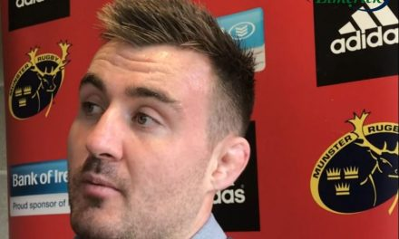 WATCH – Niall Scannell hoping to play his way back into Ireland contention