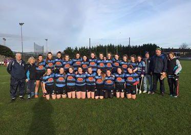 Shannon U15 girls take on Fethard in Munster Cup Final