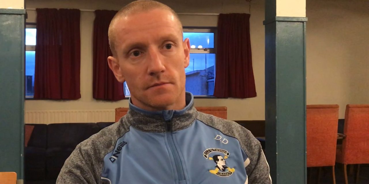 "WATCH: Darragh Droog – Na Piarsaigh success will help ""bolster"" Limerick hurling"