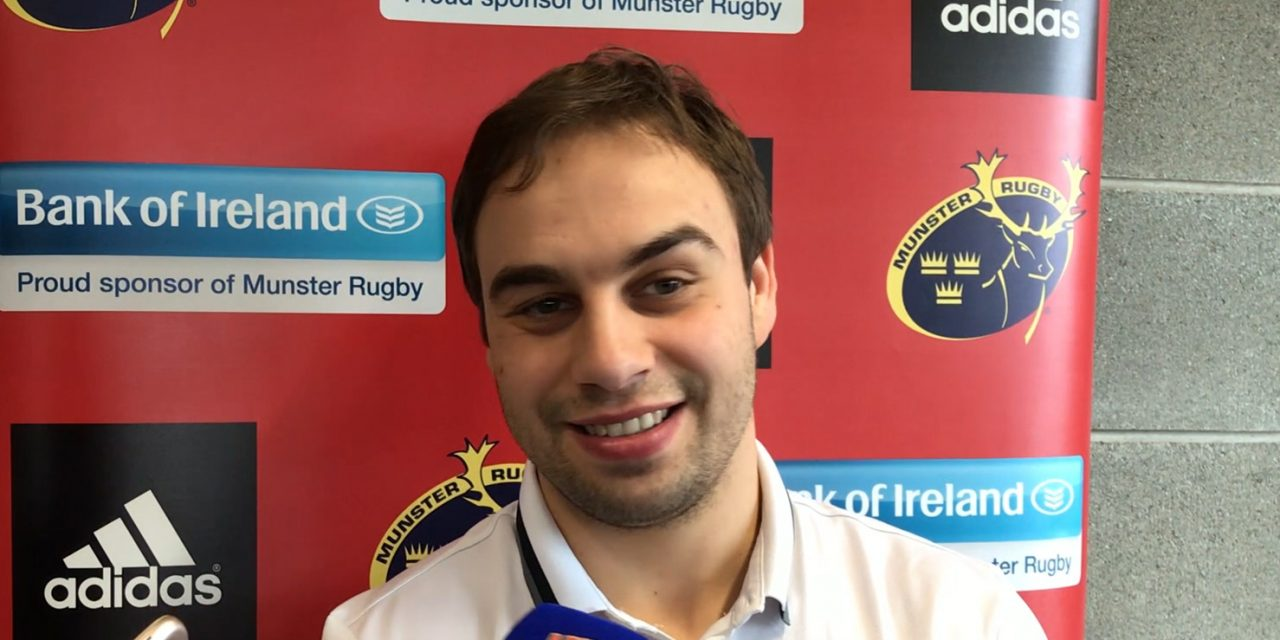 "WATCH – Scrum-half James Hart ""I'd be kicking myself if I never came home and gave it a go"""