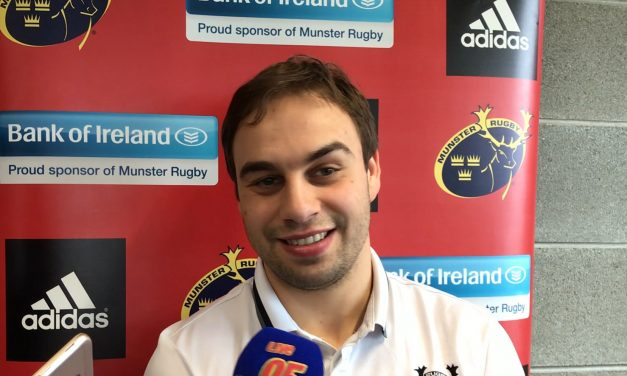 """WATCH – Scrum-half James Hart """"I'd be kicking myself if I never came home and gave it a go"""""""
