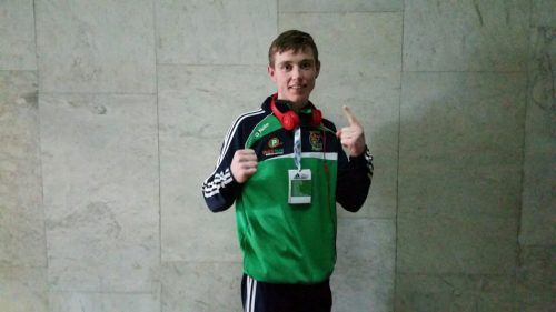 Limerick boxer Paddy Donovan forced to withdraw from final bout in USA