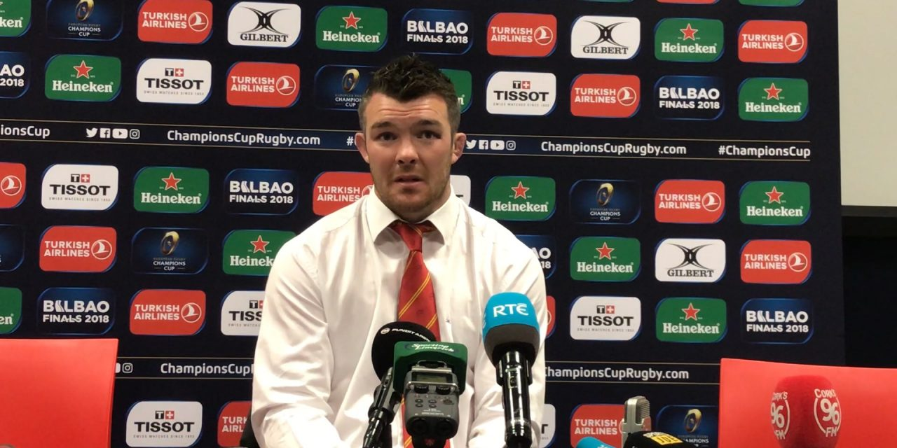 "WATCH: Peter O'Mahony ""One of the best performances I've ever seen from a Munster backline"""