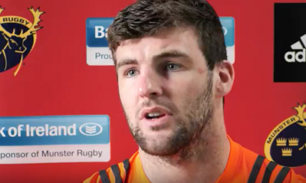 """WATCH: Sean O'Connor primed for inter-provincial quarter-final clash with """"great rivals"""""""