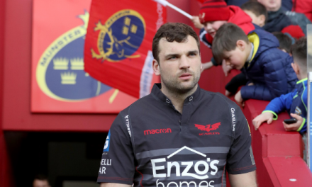 Munster bound Tadhg Beirne preparing for first appearance in Champions Cup knock out stages