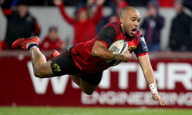 Listen – Simon Zebo on decision to join Racing 92 and possible future return to Munster