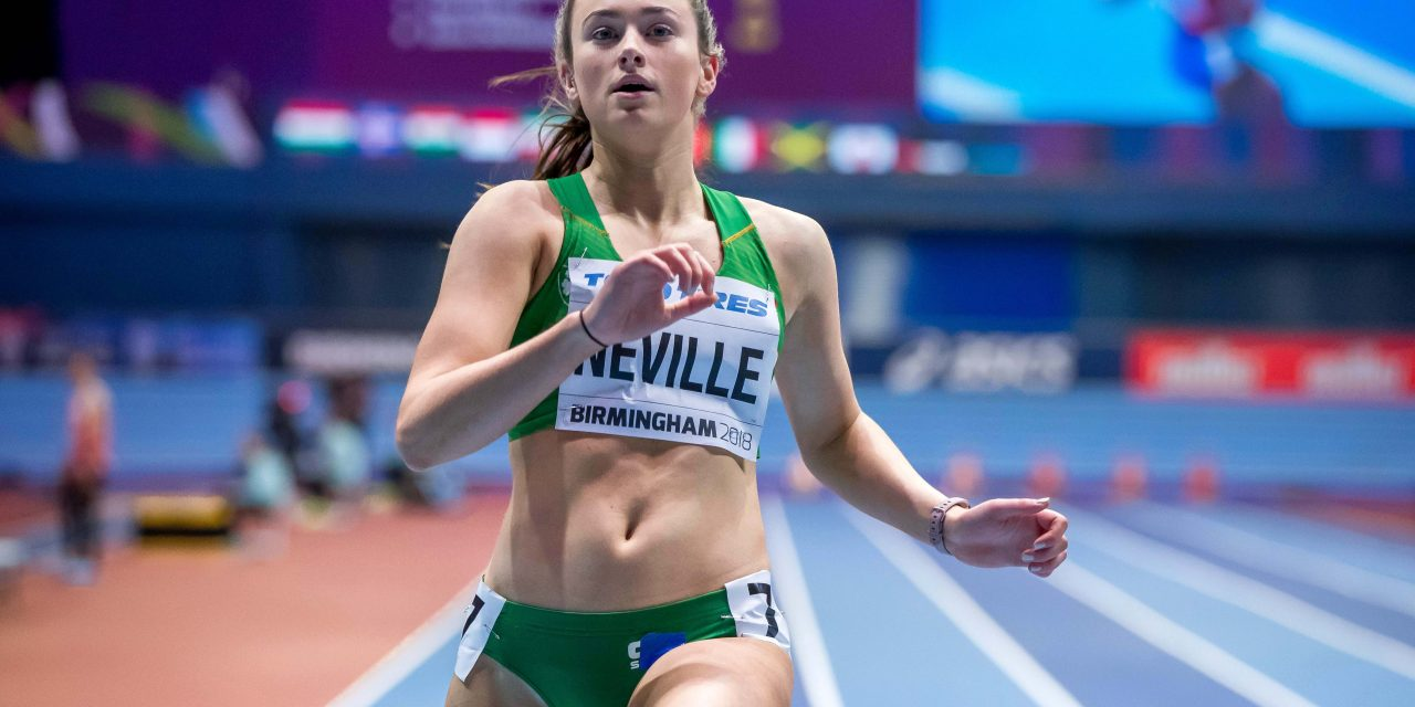 Athletics – Limerick duo impress at Mannheim Gala