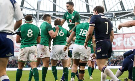 Joe Schmidt makes one change for Grand Slam decider