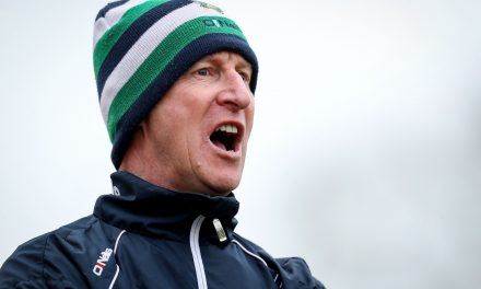 LISTEN – John Tuohy says Limerick in far better place that last year despite Cork loss