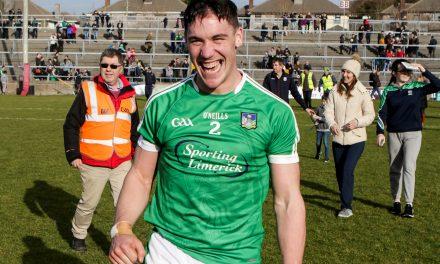 Three Limerick hurlers included in team of the week
