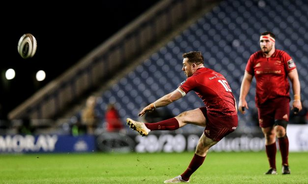 WATCH: Highlights as Munster lose out to Edinburgh in the Pro 14