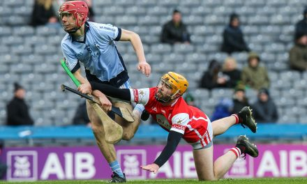 WATCH: Highlights as Na Piarsaigh and Cuala battle it out in drawn game