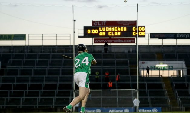 WATCH: Limerick edge Clare in shootout of epic league quarter final