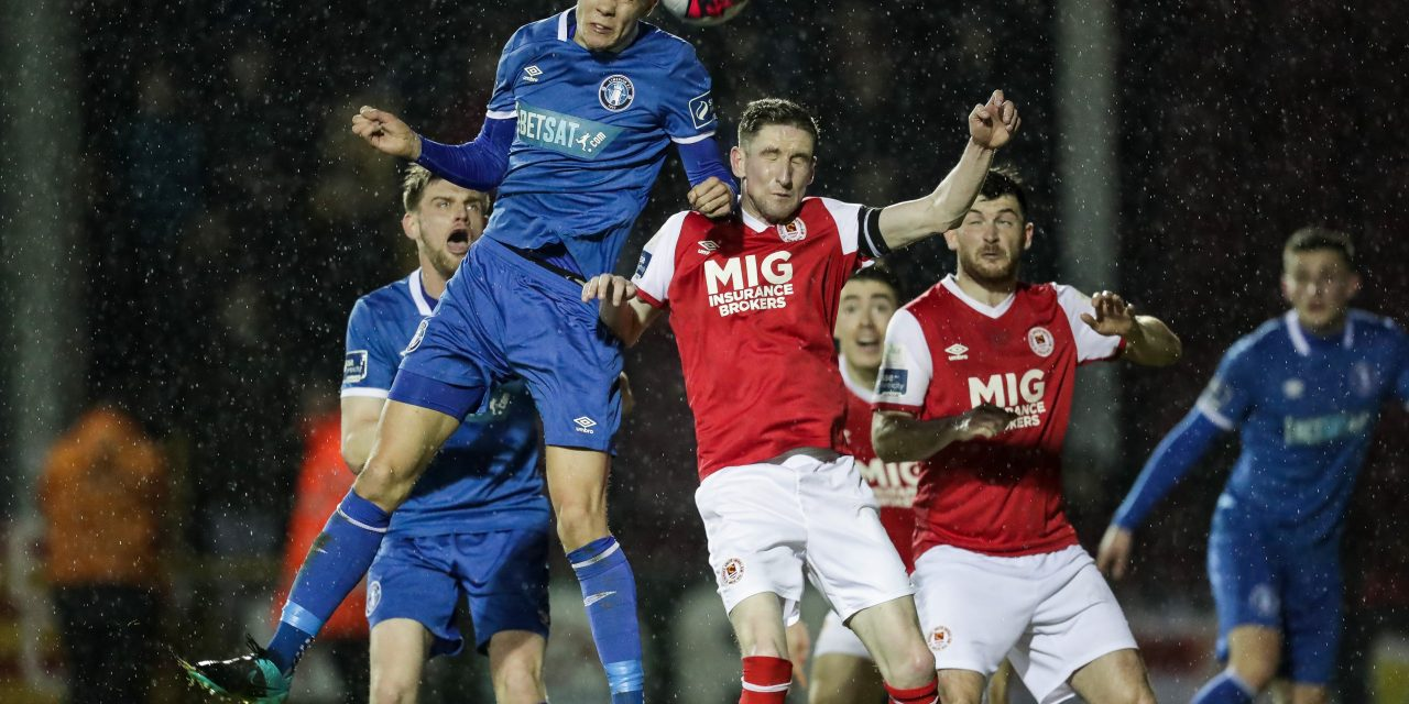 Limerick face tough test against St Patrick's Athletic at the Markets Field