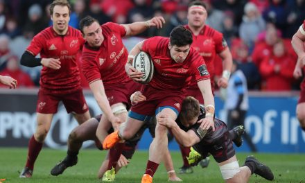 Gritty Munster performance enough to take the spoils against Scarlets