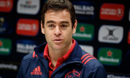 WATCH – Johann van Graan on 'fantastic' Toulon ball carriers and his side's injury concerns