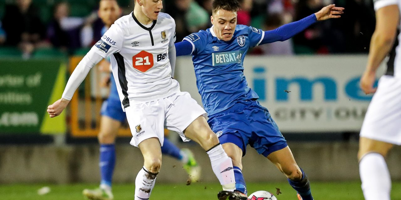 Limerick FC make the short trip to the RSC to face high flying Waterford FC