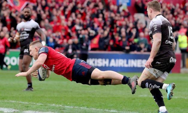 Munster edge Toulon 20-19 in epic quarter final