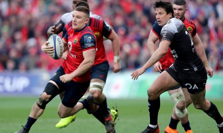 WATCH: Andrew Conway turns on the afterburners for an epic Munster try against Toulon