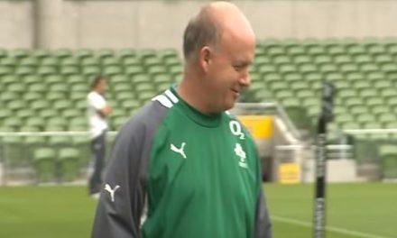 Former Munster boss Declan Kidney set for a return to coaching