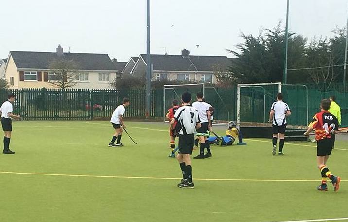 Ardscoil Rís hockey side beat Midleton College to secure Junior B Munster success