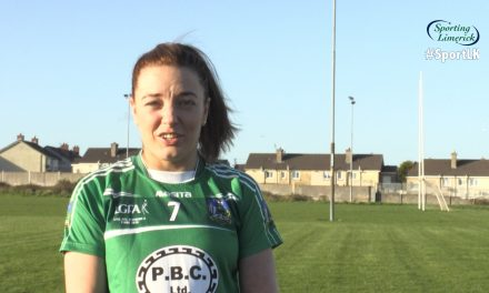 WATCH: Cathy Mee hoping to go one better than last time out against Louth