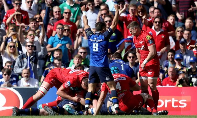 Leinster power their way into Champions Cup Final