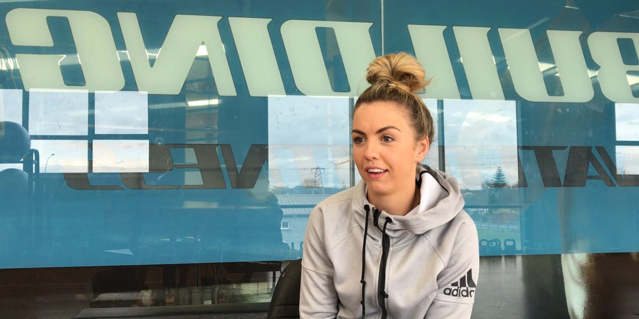 Athletics Ireland RDO Lilly-Ann O'Hora talks about promoting Athletics participation