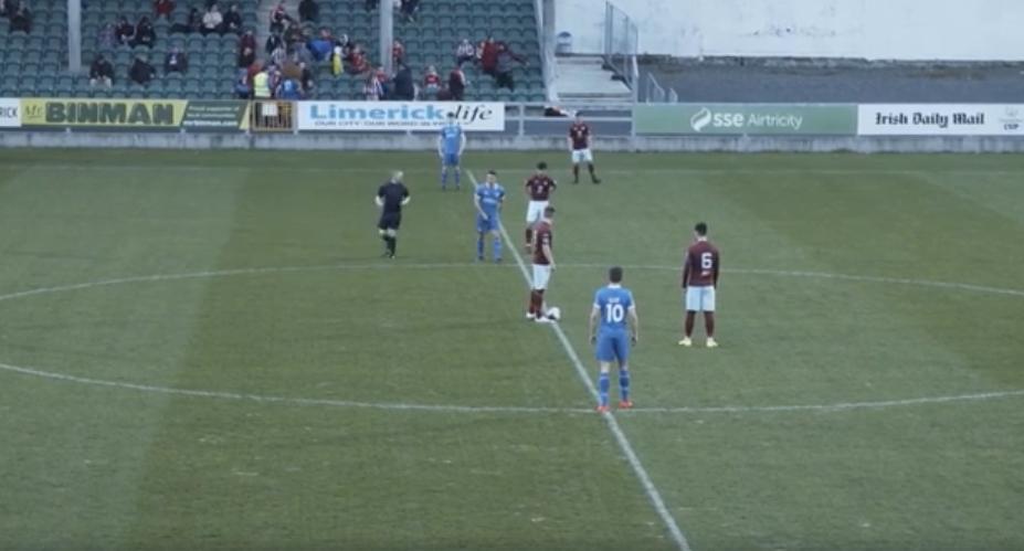 WATCH – Limerick FC V Cobh Ramblers Highlights