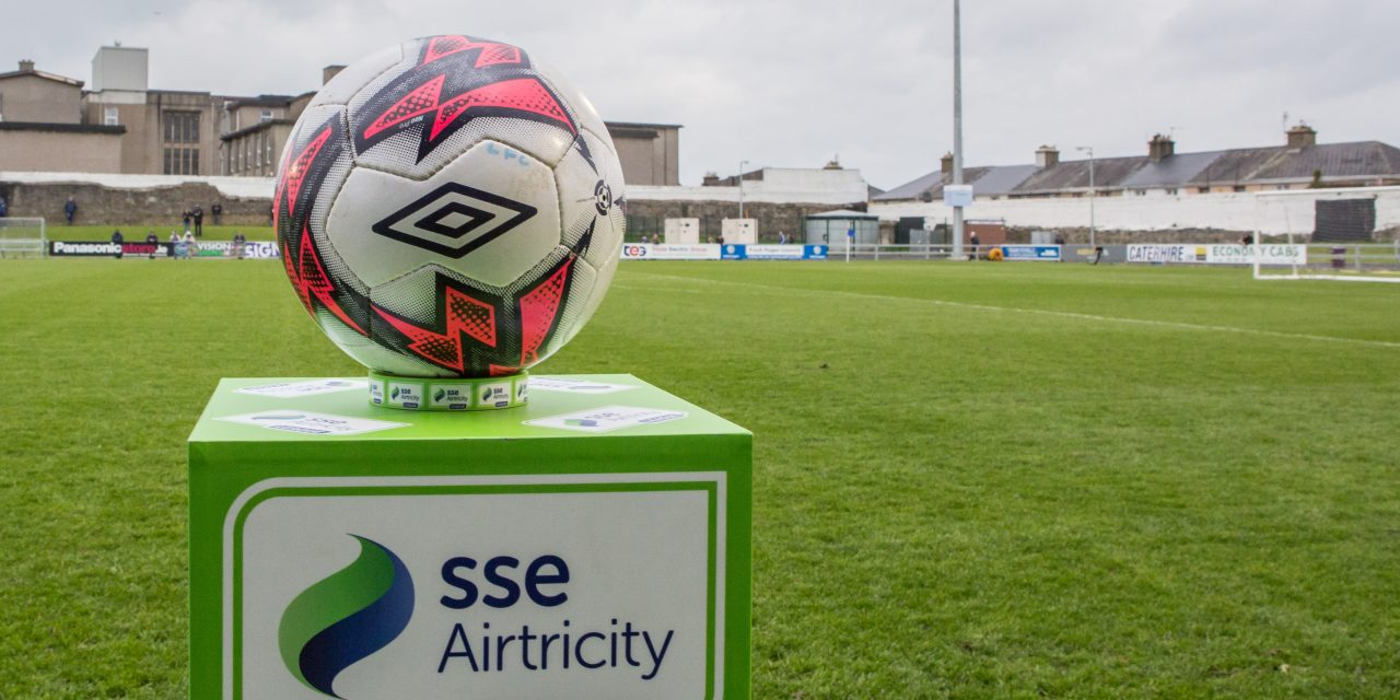 League Report: Limerick FC 0-1 St. Patrick's Athletic