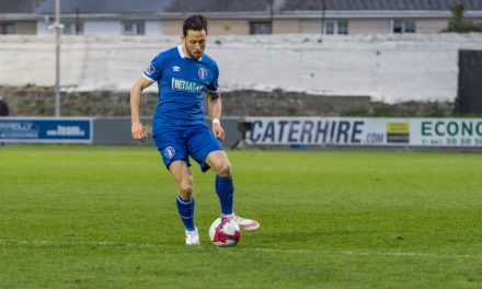 Limerick FC are narrowly defeated by Derry City in the Airtricity League