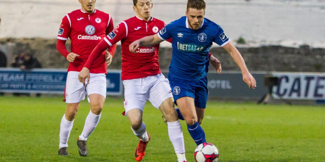 Limerick FC travel to Sligo in search of a massive three points