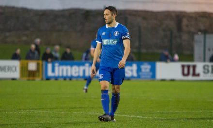 League Report Bray Wanderers 0-1 Limerick FC
