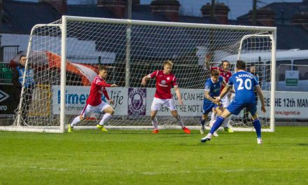 Limerick FC face mammoth challenge against Dundalk